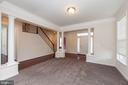 Formal living room - 11 DARDEN CT, STAFFORD