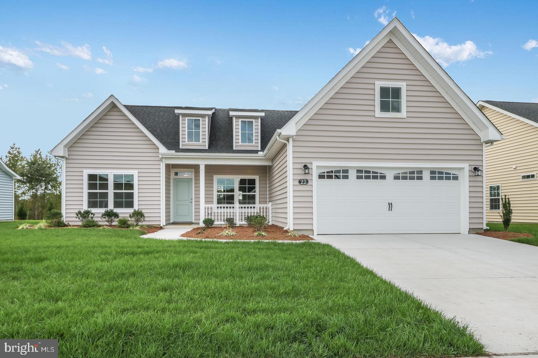 Single Family Homes vì Bán tại Georgetown, Delaware 19947 Hoa Kỳ