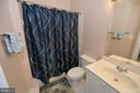 Lower Level Full Bathroom - 43809 BENT CREEK TER, LEESBURG