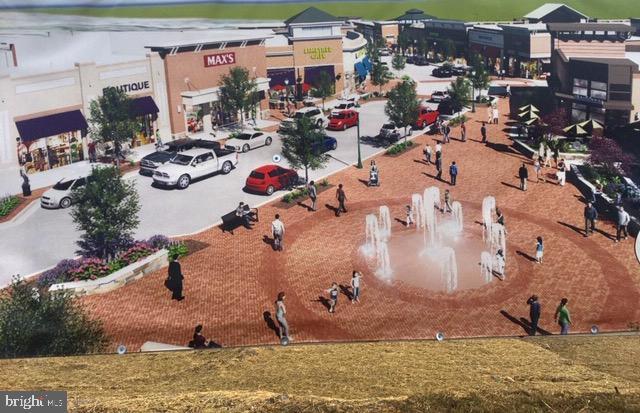 Upcoming Retail Center (Artist rendition) - 23504 PUBLIC HOUSE RD, CLARKSBURG