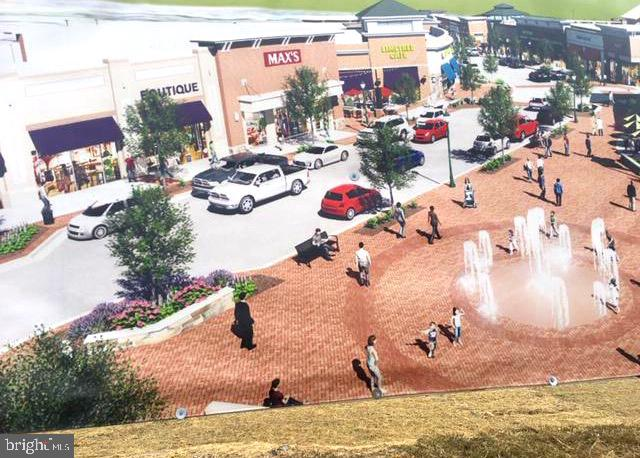 Upcoming retail center (Artist rendition) - 13010 CLARKSBURG SQUARE RD, CLARKSBURG
