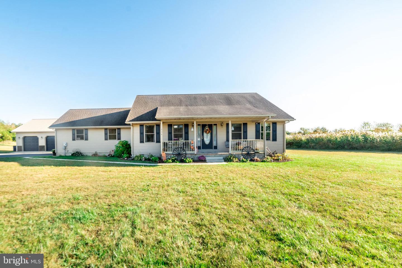 Single Family Homes pour l Vente à Marydel, Delaware 19964 États-Unis