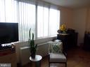 Sitting area - 2939 VAN NESS ST NW #1212, WASHINGTON