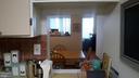Kitchen window - 2939 VAN NESS ST NW #1212, WASHINGTON