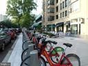 bike sharing stations nearby - 2939 VAN NESS ST NW #1212, WASHINGTON