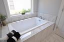 Master Bath - 319 LIBERTY BLVD, LOCUST GROVE