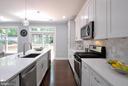 Kitchen - 319 LIBERTY BLVD, LOCUST GROVE