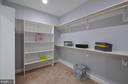 Walk in Closet Master Bedroom - 319 LIBERTY BLVD, LOCUST GROVE