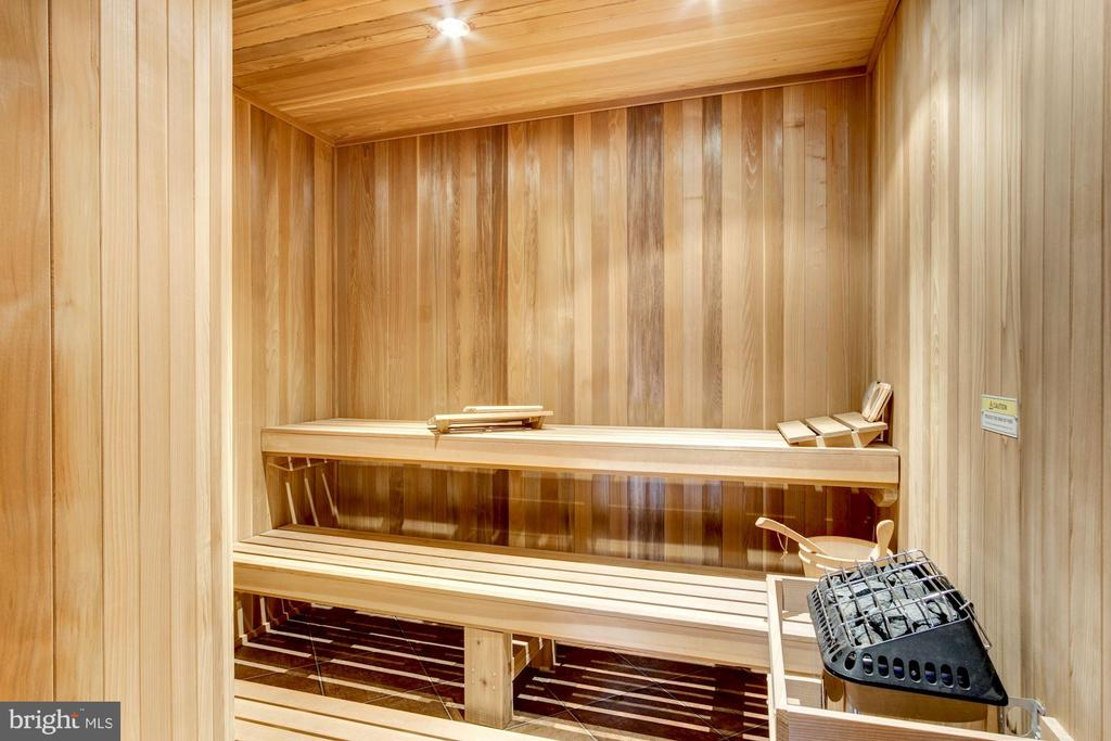 Sauna - 3036 WOODLAND DR NW, WASHINGTON