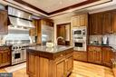 Gourmet Kitchen - 3036 WOODLAND DR NW, WASHINGTON