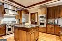 Gourmet Kitchen - 3036 WOODLAND DR NW, WASHINGTON