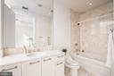 4th bedroom full bath en suite. - 1881 N NASH ST #1902, ARLINGTON