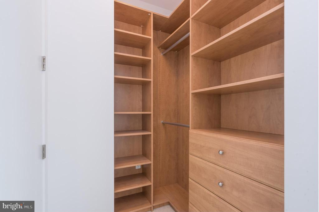 Ample closet space for all bedrooms. - 1881 N NASH ST #1902, ARLINGTON