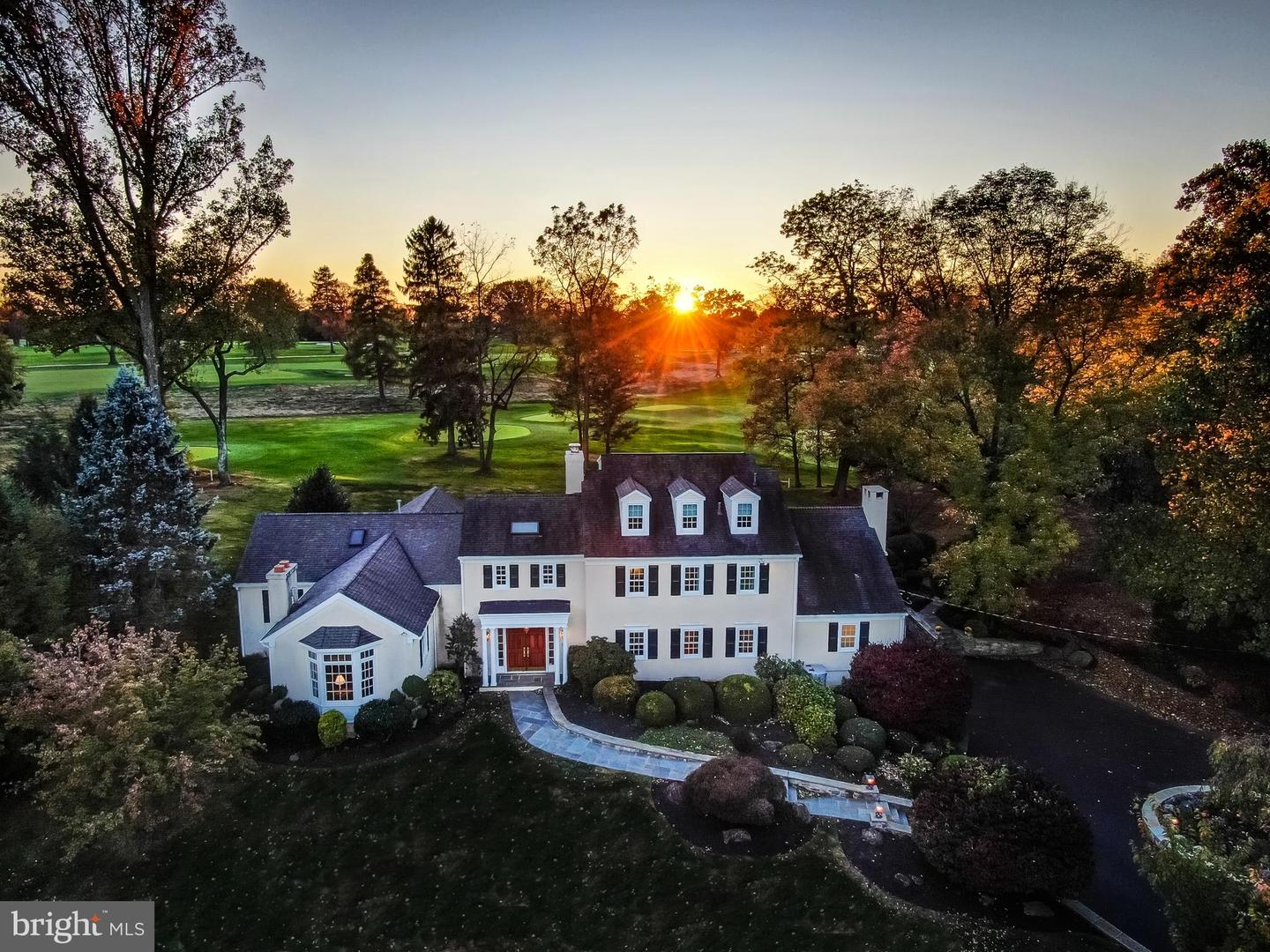 Single Family Homes للـ Sale في Newtown Square, Pennsylvania 19073 United States