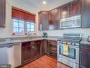 STAINLESS STEEL APPLIANCES - 43092 CENTER ST #4G, CHANTILLY
