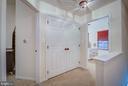 UPPER LEVEL HALLWAY - 43092 CENTER ST #4G, CHANTILLY