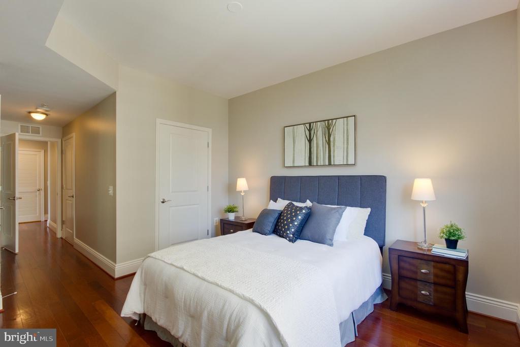 Bedroom 2 - 11990 MARKET ST #1112, RESTON