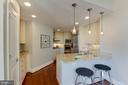 Kitchen - 11990 MARKET ST #1112, RESTON