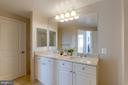 Master Bath - 11990 MARKET ST #1112, RESTON