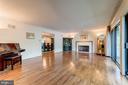 Living Room - 4008 38TH PL N, ARLINGTON
