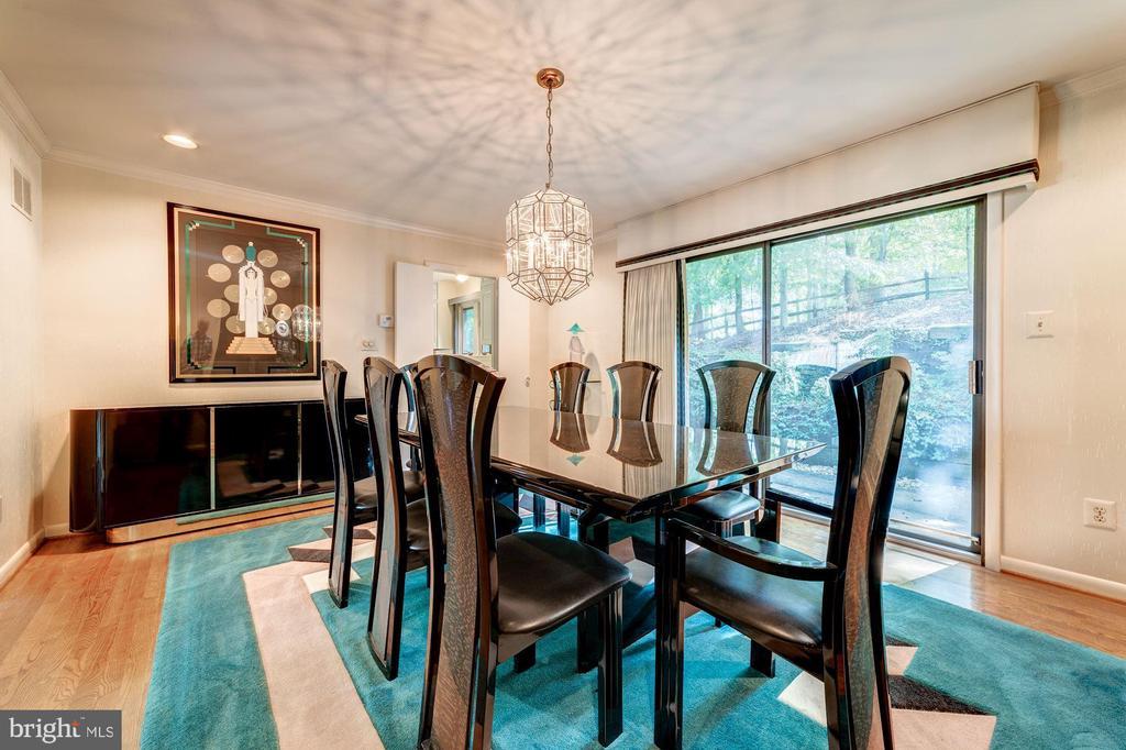 Dining Room - 4008 38TH PL N, ARLINGTON