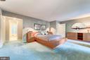 Master Bedroom - 4008 38TH PL N, ARLINGTON