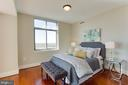 Master Bedroom - 11990 MARKET ST #1112, RESTON