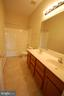 Hall bath - 106 ROY CT SE, LEESBURG