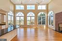 Breathtaking family room with stunning views! - 10035 PEBBLE BEACH TER, IJAMSVILLE