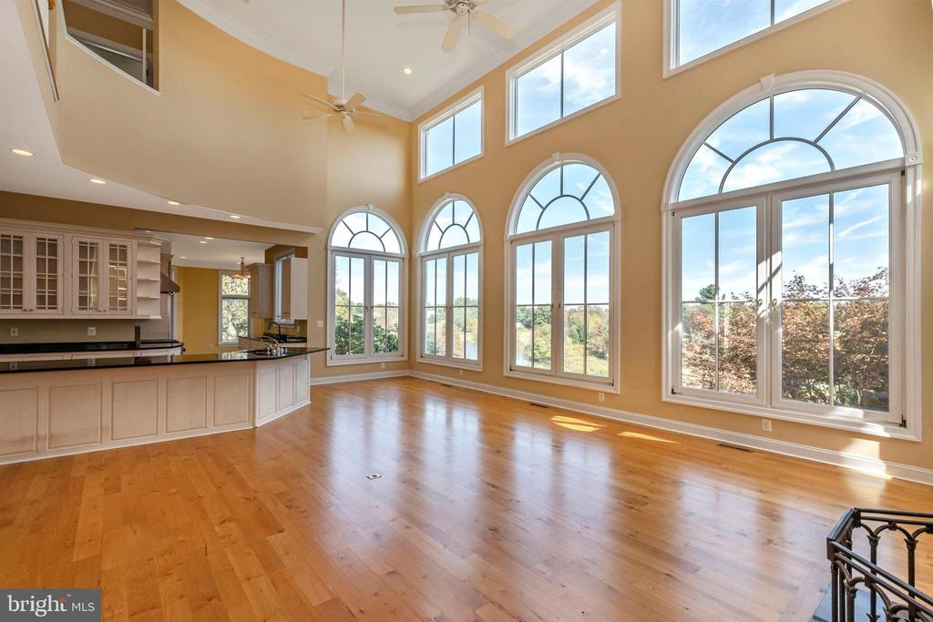 Custom Marvin Windows - a $100K value! - 10035 PEBBLE BEACH TER, IJAMSVILLE