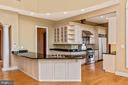 Fabulous kitchen with high end appliances. - 10035 PEBBLE BEACH TER, IJAMSVILLE