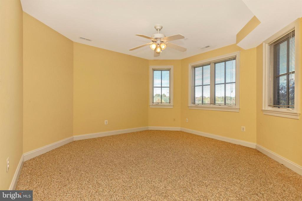 Lower level third bedroom. - 10035 PEBBLE BEACH TER, IJAMSVILLE