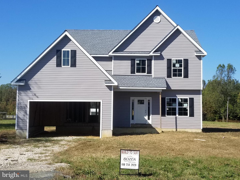 Single Family Homes vì Bán tại Ridgely, Maryland 21660 Hoa Kỳ