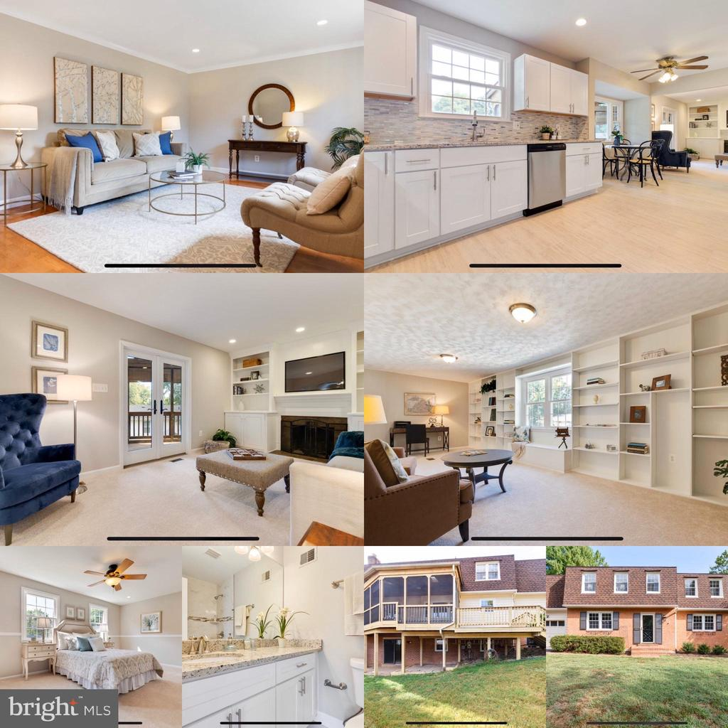 Renovated and Ready to Move-In - 5304 KAYWOOD CT, FAIRFAX