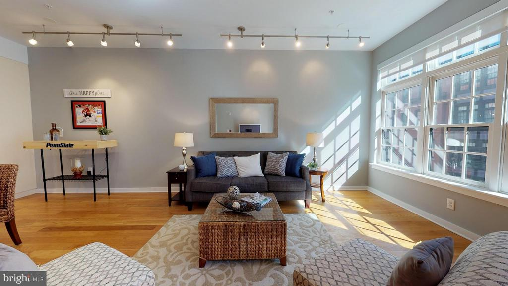Accent Lighting and Triple Windows - 1610 N QUEEN ST #243, ARLINGTON