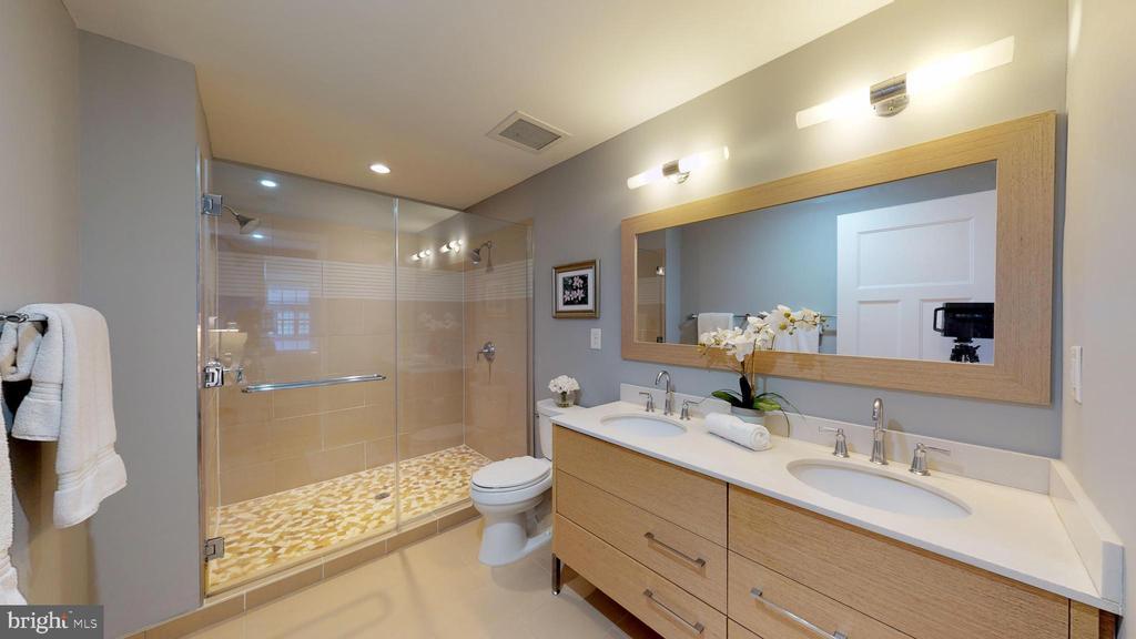 Gorgeous Master Bath - 1610 N QUEEN ST #243, ARLINGTON