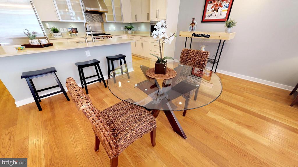Gorgeous Hardwood Floors Throughout - 1610 N QUEEN ST #243, ARLINGTON
