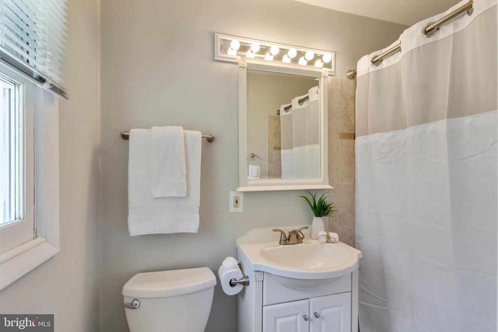 Private Master Bath - 17970 GORE LN, LEESBURG