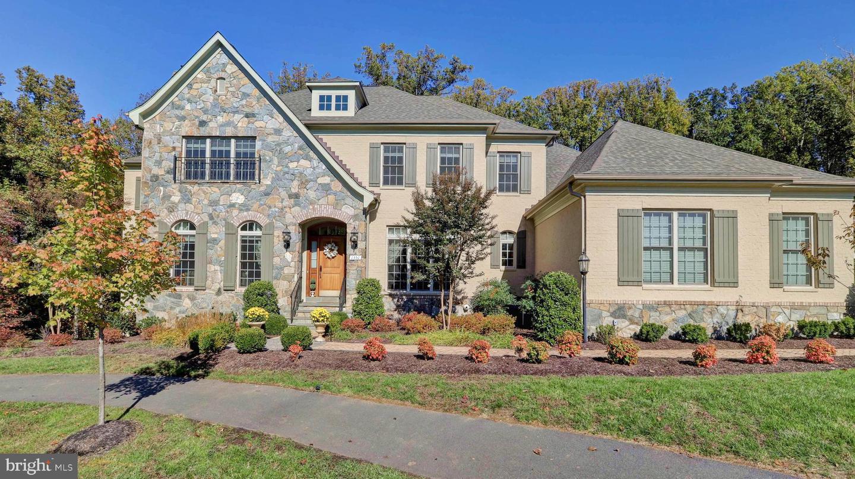 Single Family Homes för Försäljning vid Vienna, Virginia 22182 Förenta staterna
