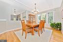 Lots of natural light - 9706 WOODLAKE PL, NEW MARKET