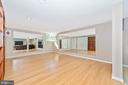 Work out room/yoga space-bamboo floors - 9706 WOODLAKE PL, NEW MARKET