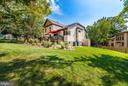 Mature trees surround - 9706 WOODLAKE PL, NEW MARKET