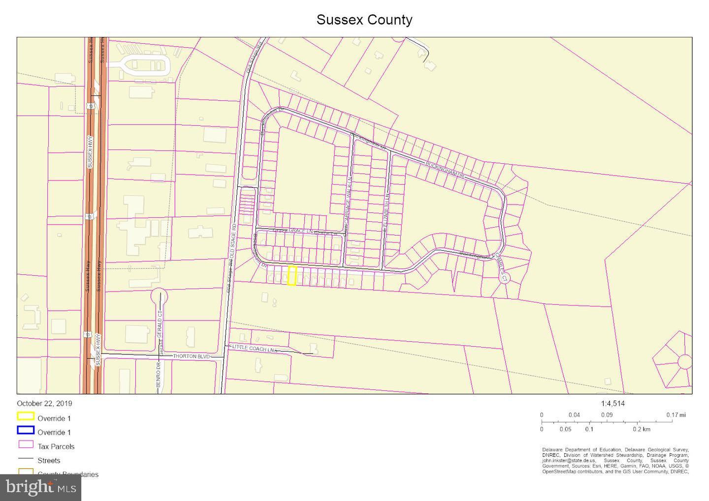 Property voor Verkoop op Delmar, Delaware 19940 Verenigde Staten