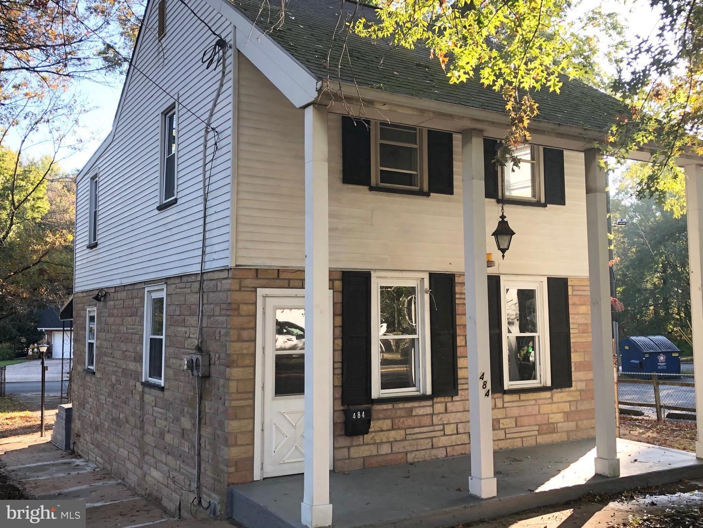 Single Family Homes por un Venta en 484 DELAWARE Avenue Roebling, Nueva Jersey 08554 Estados Unidos