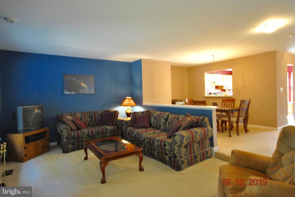 Living Room - 310 CROSSING RD, FREDERICKSBURG