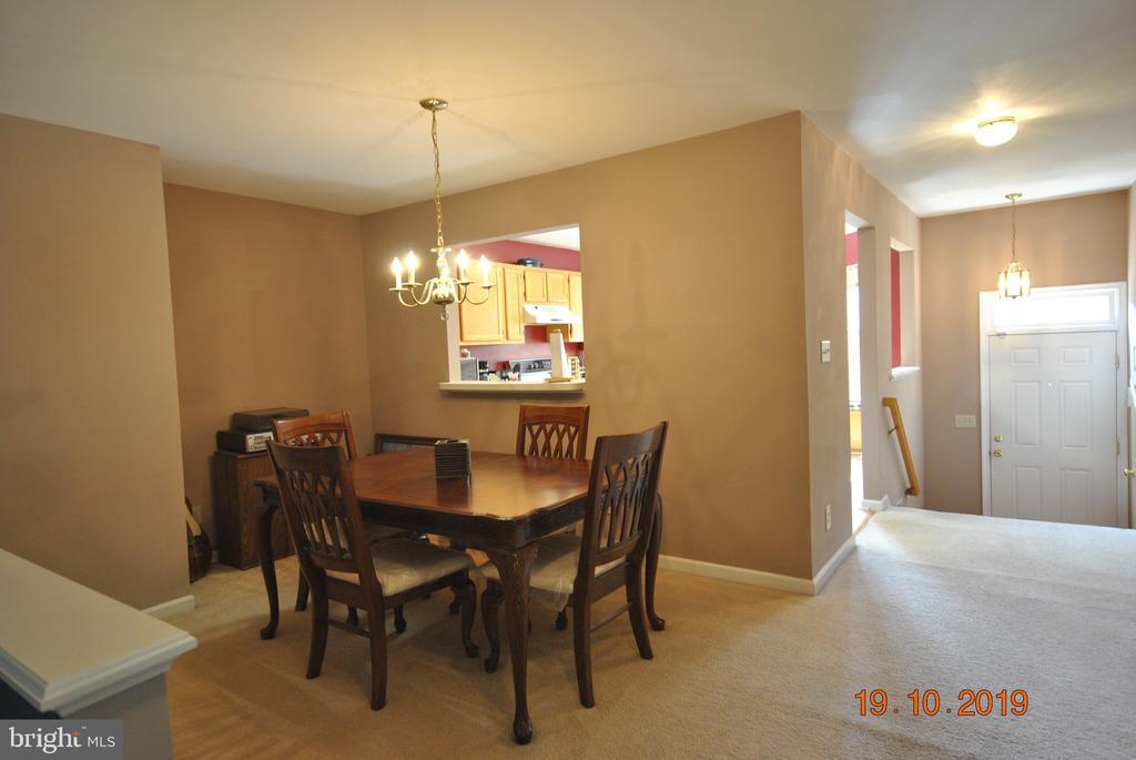 Dining Room - 310 CROSSING RD, FREDERICKSBURG