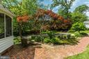Multiple patios for outdoor entertaining - 3812 MILITARY RD, ARLINGTON