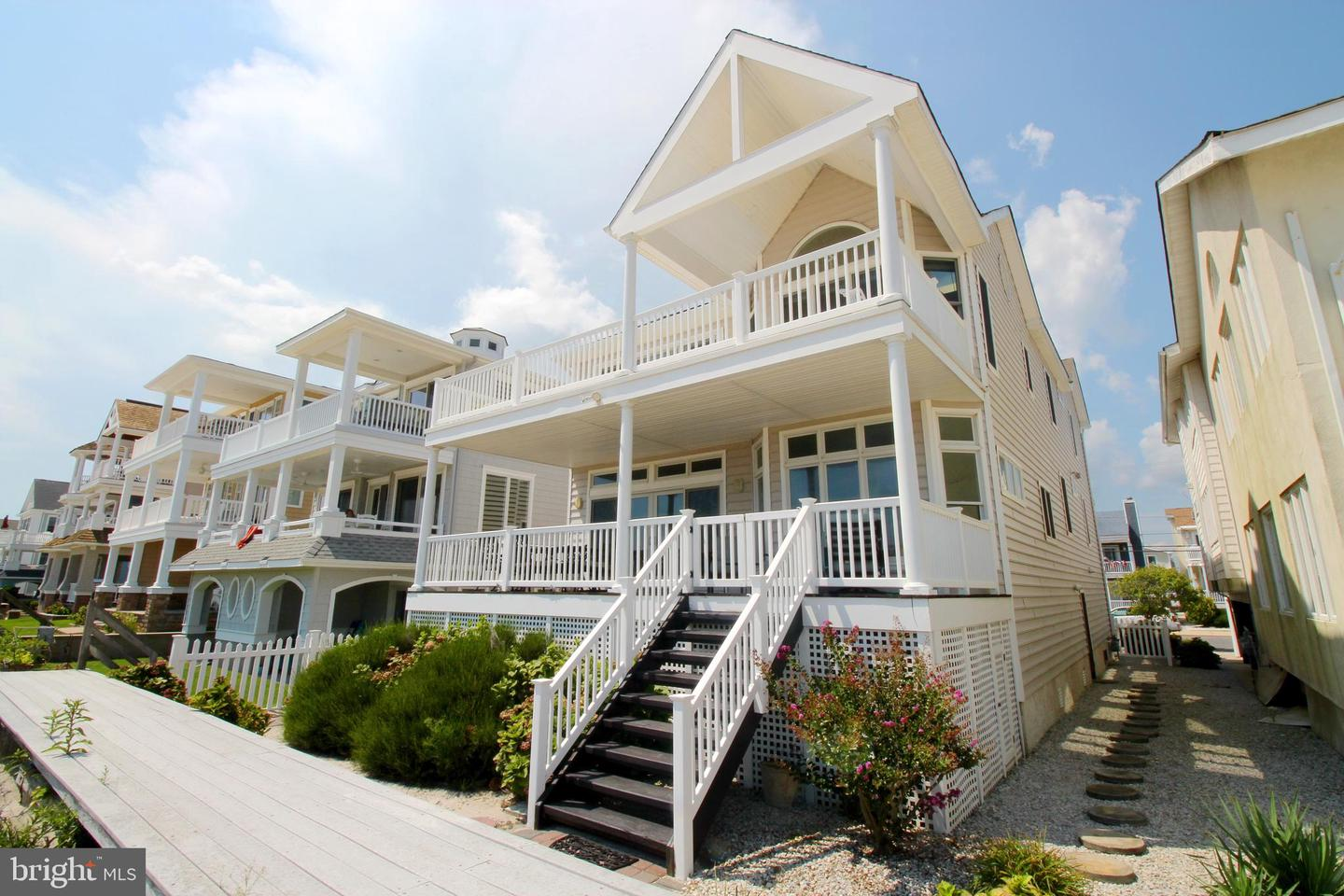 Single Family Homes for Sale at Ocean City, New Jersey 08226 United States