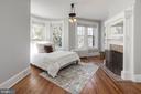 Main Bedroom - 1667 MONROE ST NW, WASHINGTON