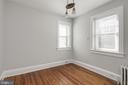 Bedroom 3 - 1667 MONROE ST NW, WASHINGTON